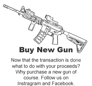 Buy new gun.