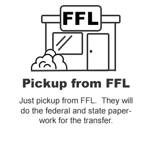 You would just pickup purchase from local FFL.