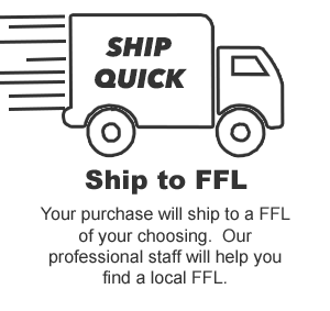 Ship firearm to local FFL.