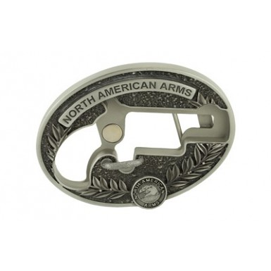 NAA LNG RFL CUST OVAL BELT BUCKLE