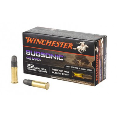 WIN 42 MAX 22LR 42GR SUBSON 50/5000