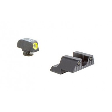 TRIJICON HD NS FOR GLK42 YLW FRONT