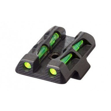 HIVIZ LITEWAVE REAR SGHT FOR GLK 43