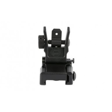 UTG LOW PRO FLIP-UP REAR SIGHT W/DAA