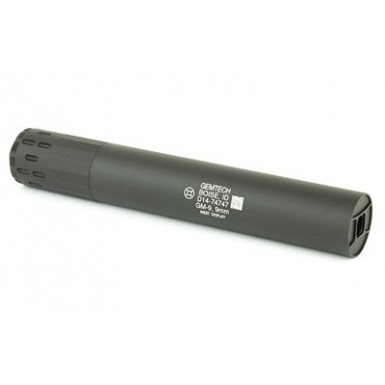 GEMTECH DISPLAY SILENCER GM-9 9MM