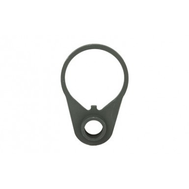 B5 END PLATE BLK