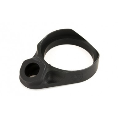 PHASE5 SLOPED QD END PLATE BLK
