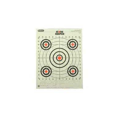 CHAMPION 100YD RFL SIGHT-IN TRGT 12P