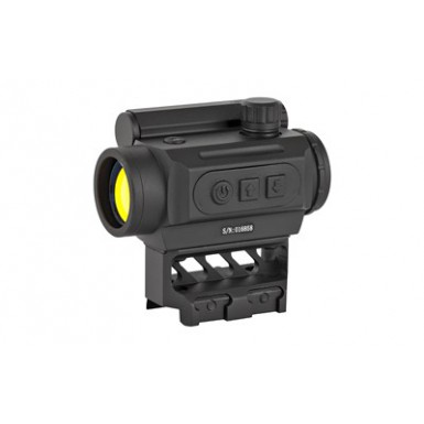 BLK SPIDER OPTICS RED DOT SIGHT