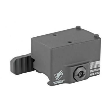 AM DEF TRIJICON RMR QR MNT CO-WITNSS