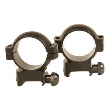 SIMMONS RINGS 30MM HIGH MATTE