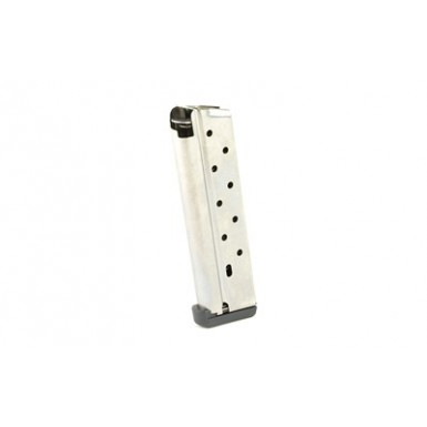 MAG CHIP MC 10RD 38SUP SILVER W/PAD