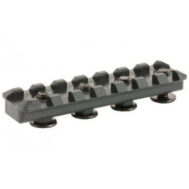 """CAA AR15 3"""" RAIL FOR FORE END BLK"""