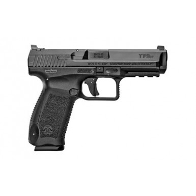 """CANIK TP9SF 9MM 4.46"""" 18RD..."""