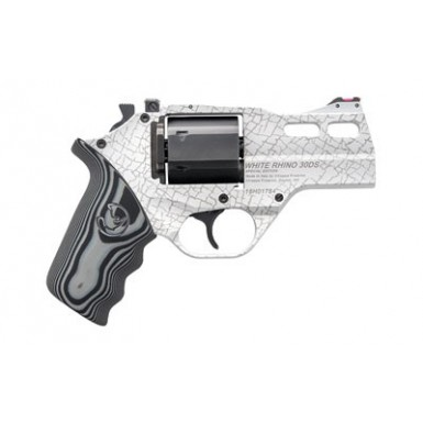 "CHIAPPA WHITE RHINO 9MM 3"" 6RD"
