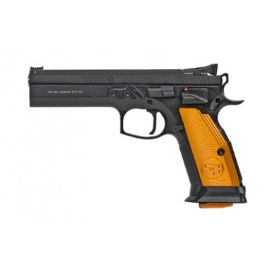 "CZ 75 TS ORANGE 40SW 5.2"" 17RD"