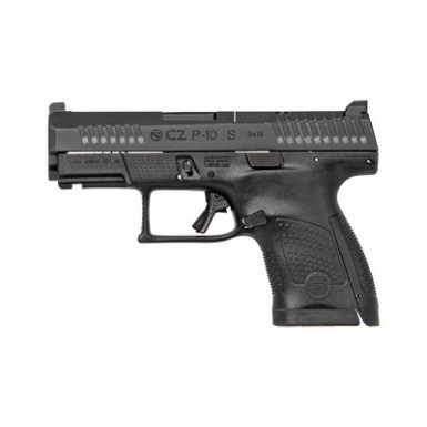 """CZ  P-10S 9MM 3.5"""" BLK OR..."""