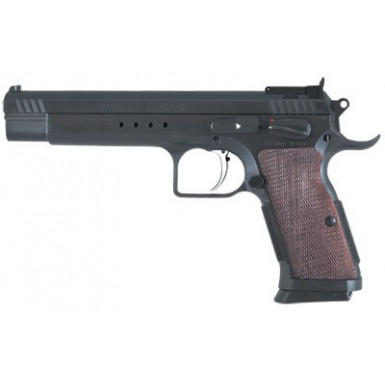 """EAA WIT HNTR 10MM 6"""" 14RD BLK"""