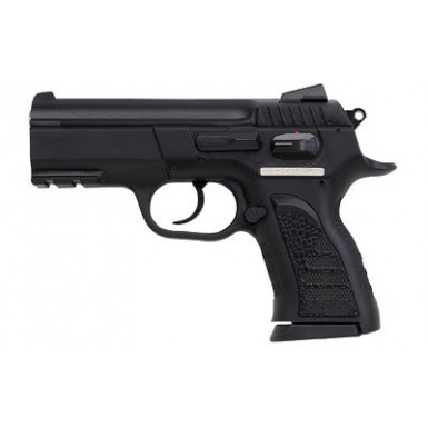 """EAA WIT 9MM 12RD 3.6"""" POLY BLK"""