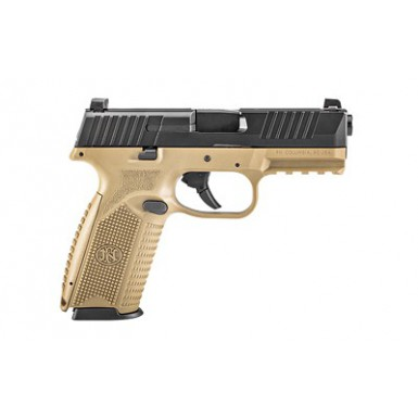 "FN 509 4"" 9MM 17RD FDE/BLK"