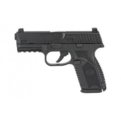 "FN 509 MIDSIZE 4"" 9MM 15RD BLK"