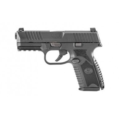 "FN 509 MIDSIZE 4"" 9MM 10RD BLK"