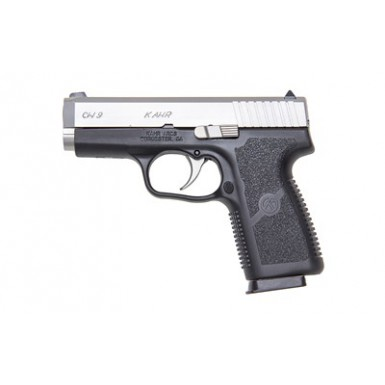 "KAHR CW9 9MM 3.6"" MSTS POLY..."