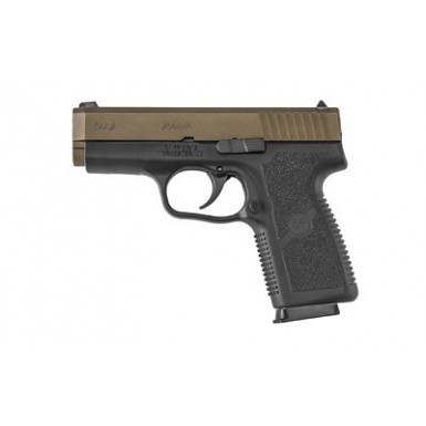"KAHR CW9 9MM 3.6"" BRONZE..."