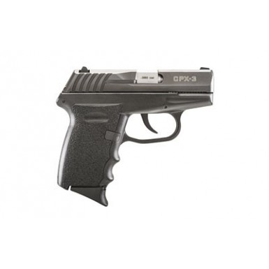 """SCCY CPX-3 380ACP 10RD 3.1""""..."""