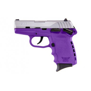 SCCY CPX-1 9MM 10RD SAT/PUR...