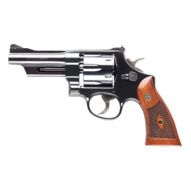 "Smith & Wesson 27 4"" 357 BL..."