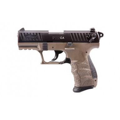 """Walther P22 22LR 3.4""""..."""