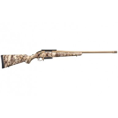 """RUGER AMERICAN 6.5CRD 22""""..."""