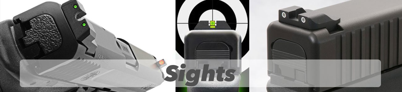 Sights - Buy Glock Night Sights Online - BuyGunSell