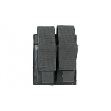 BH STRIKE DOUBLE PISTOL MAG PCH BLK