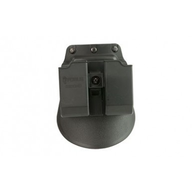 FOBUS PDL DBL MAG POUCH 9MM/40SW