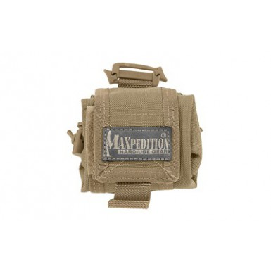 MAXPEDITION ROLLYPOLY MINI PCH KHAKI