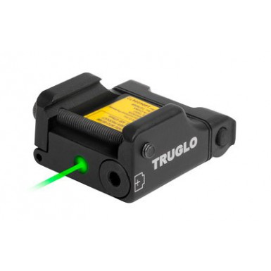 TRUGLO MICRO-TAC TACT LASER GRN