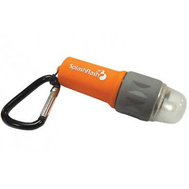 UST SPLASHFLASH FLASHLIGHT ORANGE