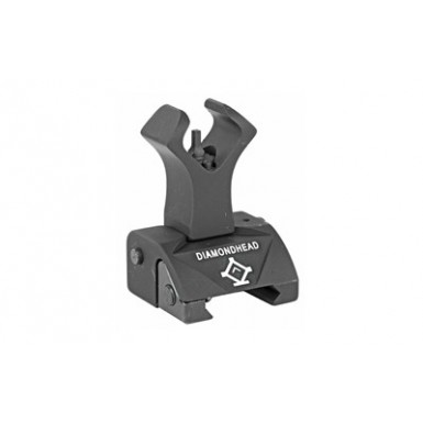 DMDHD DIAMOND FRONT SIGHT BLK