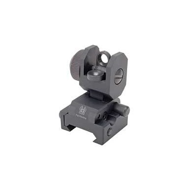 GG&G SPRING ACTUATED REAR FLIP-UP/RA