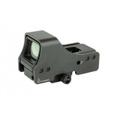 "UTG 3.9"" SNGL DOT RFLX SIGHT RD/GRN"