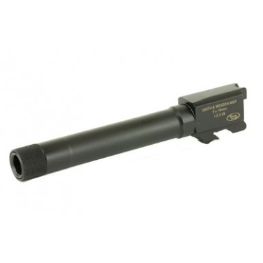 AAC 9MM BBL 1/2X28 FOR S&W M&P