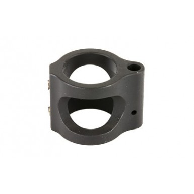2A STEEL GAS BLOCK .750 BORE BLK