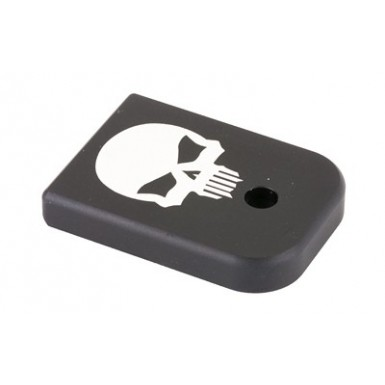 BASTION MAG BASE PLATE GLK9/40 SKULL