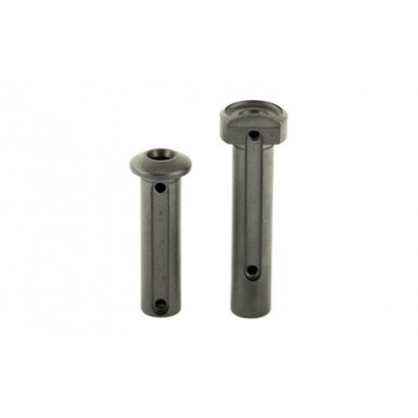 2A AR15 TAKEDOWN PINS BLACK