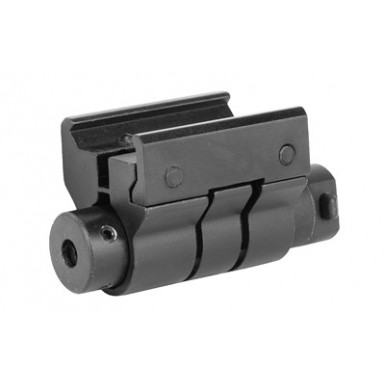 NCSTAR RED LASER SIGHT BLK