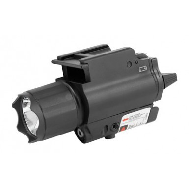 NCSTAR 200L FLASHLIGHT W/...