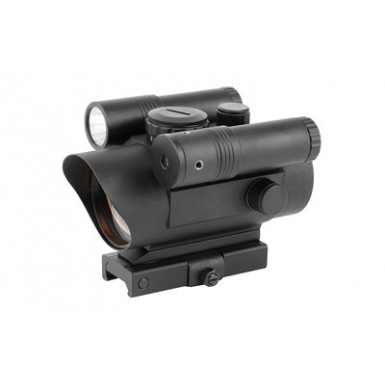 NCSTAR RED DOT SIGHT GRN...