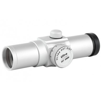 """AAL UD 30MM TUBE 4"""" SILVER"""